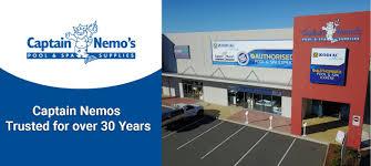100 Kd Pool S Spas And Supplies Gold Coast Brisbane Captain NemoS
