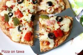 Easy Tawa Pizza Recipe Without Yeast