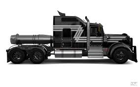 100 Pickup Truck Sleeper Cab My Perfect Kenworth W900