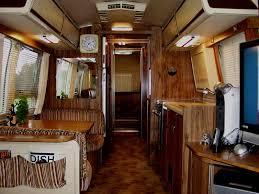 Restored Airstream Trailers