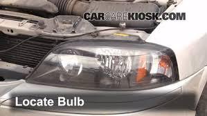 headlight change 2003 2006 lincoln ls 2005 lincoln ls sport 3 9l v8
