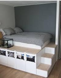 Best 25 Ikea storage bed ideas on Pinterest