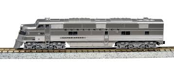 N-Scale EMD E5A - KATO USA : Precision Railroad Models