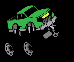 Monster Truck Drawing Front – Mailordernet.info