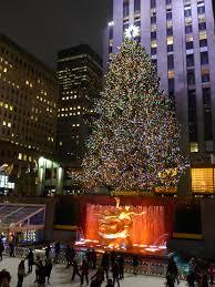 Rockefeller Christmas Tree Lighting 2014 Watch by Saw The Rockefeller Christmas Tree Today U0027s The Day I