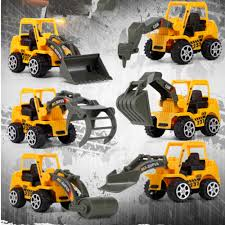 100 Demolition Truck Kids Toy Mini Construction Excavator Digger Vehicle