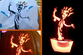 Pumpkin Carving Templates Famous Faces by Decider U0027s Pop Culture Pumpkin Stencils If You Build Them They