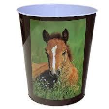poubelle bureau poubelle de bureau cheval top prix fnac