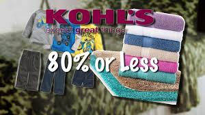 Kohls 30 Percent Off And Free Shipping : 2018 Sale