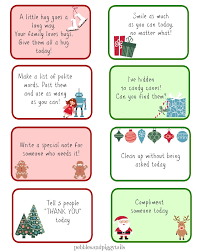 Our First Experience With Kindness Elves In Home At Christmas Time A Nice Alternative