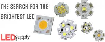 what is the brightest led ledsupply