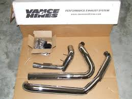 2009 vance hines dresser duals and jackpot mufflers for sale