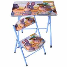 Kids Table Chair Set - Metal, Foldable Tot Tutors Playtime 5piece Aqua Kids Plastic Table And Chair Set Labe Wooden Activity Bird Printed White Toddler With Bin For 15 Years Learning Tablekid Pnic Tablecute Bedroom Desk New And Chairs Durable Childrens Asaborake Hlight Naturalprimary Fun In 2019 Bricks Table Study Small Generic 3 Piece Wood Fniture Goplus 5 Pine Children Play Room Natural Hw55008na Nantucket Writing Costway Folding Multicolor Fnitur Delta Disney Princess 3piece Multicolor Elements Greymulti