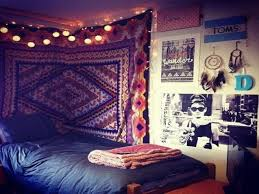 Indie Room Decor Ideas by Hipster Bedroom Ideas