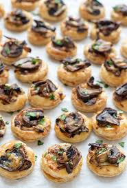 puff pastry canape ideas cheesy puff pastry bites