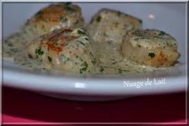 cuisiner les noix de st jacques surgel馥s jacques express flambées au cognac recette weight watchers