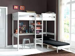 lit mezzanine avec canapé convertible fixé lit mezzanine avec banquette lit mezzanine avec canape convertible