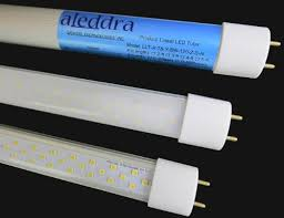 Aleddra LED Retrofit T8 Tubes Receive DLC Certification LEDinside