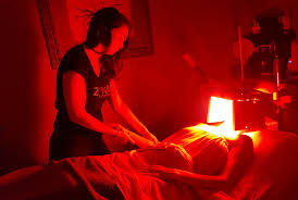 Infrared Lamp Therapy Benefits by Your Led Treatment What To Expect And The Benefits Zona Med Spa