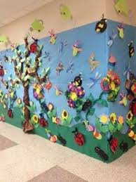 Spring And Bug Unit Wall Decoration