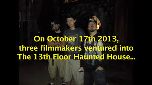 13th Floor Studios San Antonio Texas by 13th Floor Haunted House On Vimeo