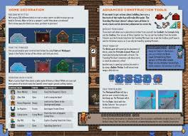 Terraria Chair And Table by Terraria The Ultimate Survival Handbook Na 9780141369891