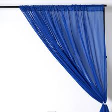 Moroccan Lattice Curtain Panels by Cobalt Blue Sheer Curtains Large Image For Excellent Cobalt Blue