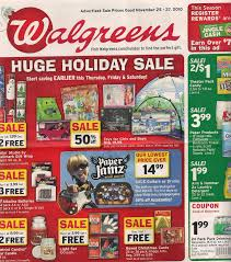 Charlie Brown Christmas Tree Walgreens by Black Friday 2010 Archives Kns Financial