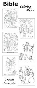 Full Image For Matthew 6 25 34 Coloring Sheet Page Bible