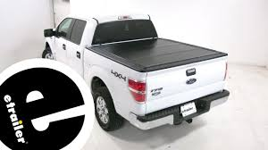 Install Bakflip G2 Hard Tonneau Cover 2014 Ford F150 Bak26309 ...