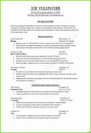 Cover Letter No Experience Template Examples