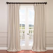Gray Ruffle Blackout Curtains by White Ruffle Blackout Curtains Wayfair
