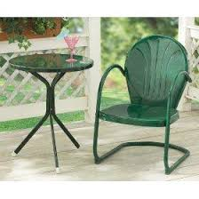 green metal patio chairs vintage lawn furniture creating tranquility one backyard at a time