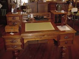 Sauder Harbor View Dresser Antiqued White by Furniture Antique Desks To Give Different Look In Your Space