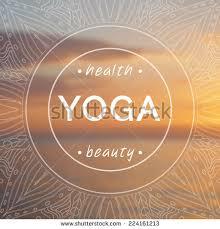 Name Of Yoga Studio On A