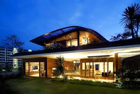 16 GORGEOUS Singapore Homes You Need To See To Believe - TheSmartLocal 20 Ranchstyle Homes With Modern Interior Style Capvating Front Wall Designs For Home Images Best Idea Home Outstanding India Gallery Eortsdebioscacom Get The Inspiration From Kerala Design Http Decorating Awesome Exterior Of Southland Log Brighton Idaho Awarded Of Houzz 2017 Beautiful 8 Smart Nice Houses Online Marceladickcom In Myfavoriteadachecom Brilliant 25 House Top