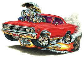 Madd Doggs 1967 Chevrolet Chevelle SS Muscle Car T Shirts And Apparel Tshirts Tshirt
