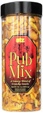 Utz Halloween Pretzels Nutrition Information by Amazon Com Utz Pub Mix 44 Oz Barrel