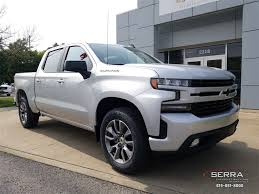 New 2019 Chevrolet Silverado 1500 RST 4D Crew Cab In Madison #T92225 ...