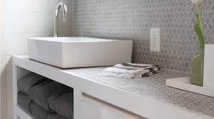 What Are Some Ideas For A Bathroom Backsplash? | HouseLogic Bathroom Vanity Backsplash Alternatives Creative Decoration Styles And Trends Bath Faucets Great Ideas Tather Eertainments 15 Glass To Spark Your Renovation Fresh Santa Cecilia Granite Backsplashes Sink What Are Some For A Houselogic Tile Designs For 2019 The Shop Transform With Peel Stick Tiles Mosaic Pictures Tips From Hgtv 42 Lovely Diy Home Interior Decorating 1