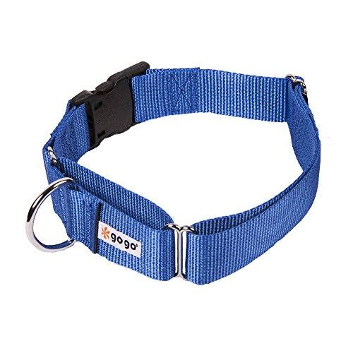 Gogo Pet Products Martingale Gentle Training Collar X-Large Blue