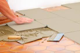 renovate tile adhesive to tile directly on to existing tiles
