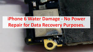 Apple iPhone 6 Water Damage No Power Repair for Data Recovery
