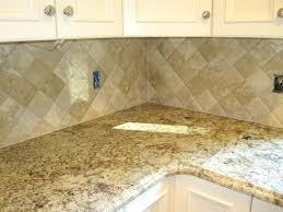 travertine tile backsplash installation kitchen tile ideas for