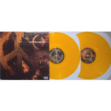Smashing Pumpkins Pisces Iscariot Vinyl by Emotive Usa 2005 Ltd 12 Trk 2lp Orange Vinyl Stickered Gatefold
