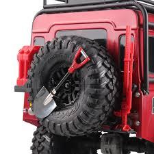 100 Axial Rc Trucks RC Rock Crawler 110 Accessories Plastic Oil Drum Tool For