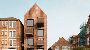 100 Architects Stirling RIBA Prize 2017 Barretts Grove By Groupwork Amin Taha