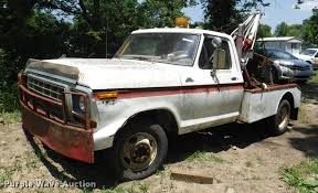 1978 Ford F350 Tow Truck | Item CA9617 | SOLD! November 29 V...