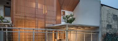 100 Modern Wooden Houses This Modern Timber House In Indonesia Celebrates Mummified Wood
