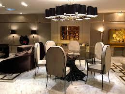 casa padrino luxus designer esstisch hochglanz schwarz schwarz ø 180 x h 78 cm handgefertigter esszimmertisch mit runder glasplatte luxus